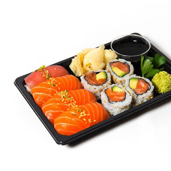 12. Liten sushi (8 biter)
