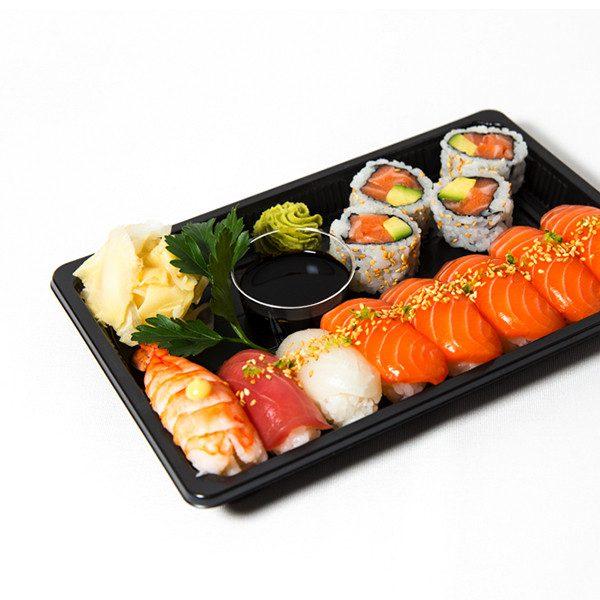 13. Medium sushi (12 biter)