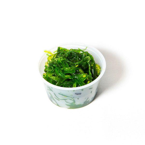 3. Sjøtang salat