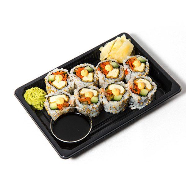 33. Spicy tofu maki