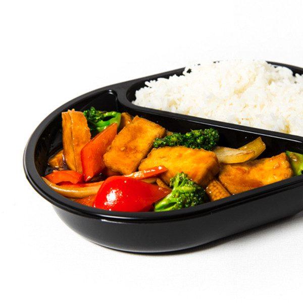 53. Vegetar wok