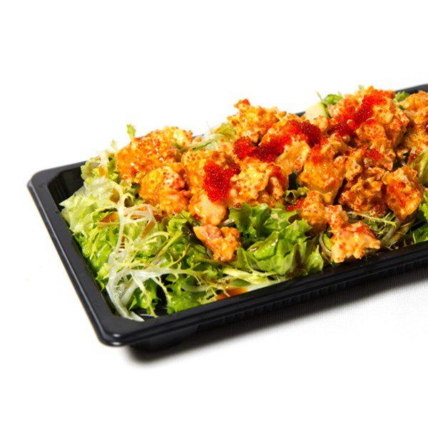 76. Tempura salat