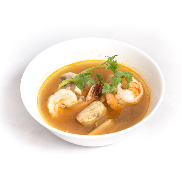 7. Tom Yam Cong Suppe