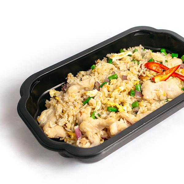104. Stekt ris