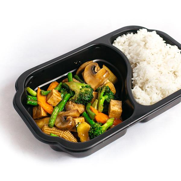 105. Vegetar wok